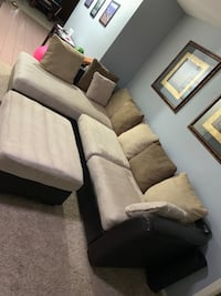 Couch set Mesquite, 75149