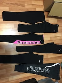 Pink / victorias secret leggings Langley, V3A 8N7