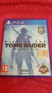 Tomb raider ps4 Turin