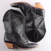 Leather Cowboy Boots Los Angeles, 91335