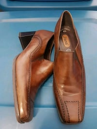 Ladies size 6.5UK (8.5 Canada), brand new, leather Mississauga, L5A 3Y3