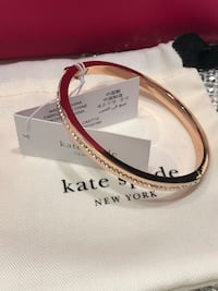Authentic Kate Spade bracelet - rose gold - new Pickering, L1V 5N2