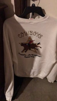sweatshirt size large-excellent condition The Colony, 75056