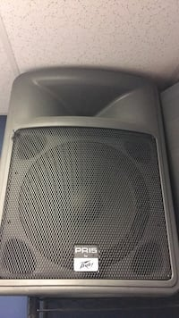 2 Peavey non powered PA speakers Lakewood Township, 08701