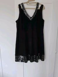 NEW BLACK DRESS SIZE LARGE  Longueuil, J3Y 3Y5