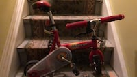 Micro bike in excellent shape, red  Pickering, L1V 6P1