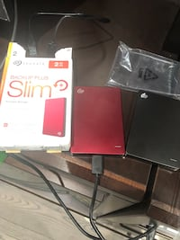 black LG Android smartphone with box Brampton, L6Z 1Y6