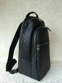 black leather Louis Vuitton backpack Vancouver, V6P 2X2