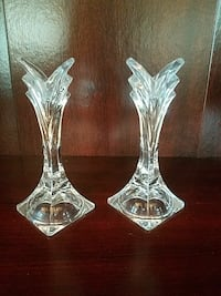 mikasa new never used candle holders