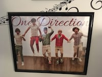 One Direction framed posters  Springfield, 22152