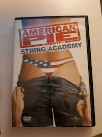 "DVD American Pie ""String Academy"" Saint-Affrique, 12400"