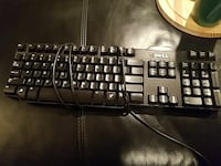 black corded computer keyboard and mouse Calgary, T2Z 0H8