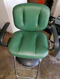 Hair styling adjustable chair Rockville