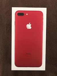 Produit rouge iPhone 7 Plus 128GB Paris, 75020