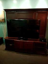 TELEVISION STAND / CABINET , TV NOT INCLUDED