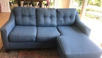 Couch-Bought in November 2018 Ridgefield, 06877