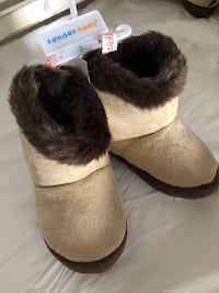 Brand New Tickle Toe Baby Boots Toronto, M9C