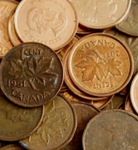 Want to get rid of all those gross pennies you have??????? Kelowna