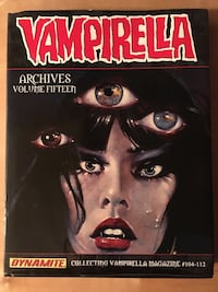 Vampirella Archives 15, Hardcover South-West Oxford, N5C 3J7