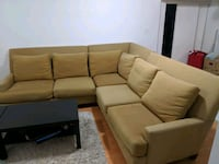 Sectional couch Toronto, M1R 1V4