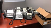 Small office VOIP Yealink phone system. Los Angeles, 91364