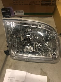 Depo 312-1194R-AC Toyota Tundra (Double Cab)/Sequoia Passenger Side Replacement Headlight Assembly Bakersfield, 93306