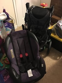 Car seat and scroller infant to 6yrs old $180 for both White Plains, 20602