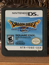 Dragon Quest IX 9 Nintendo DS