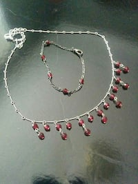 Necklace/Bracelet  set Vaughan, L6A 3P3