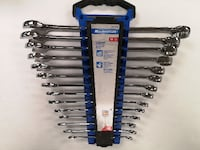 Mastercraft 14 Piece Wrench Set - 04272 Calgary