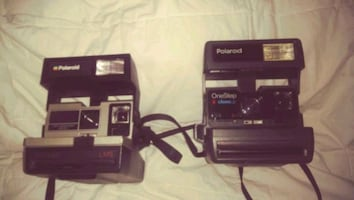 Polaroid cameras work great can deliver 24/7