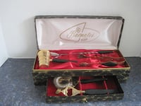 Vintage Barmates Complete Bar Set by Glo-Hill Cutlery Canada Winnipeg
