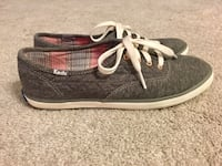 GREY KEDS SHOES - SIZE 6 Mississauga, L4W 2Y1