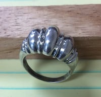 silver-colored ring Roanoke, 24012