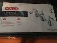 Delta brand new Silverton faucet in box New Orleans, 70118
