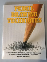 Pencil Drawing Techniques textbook