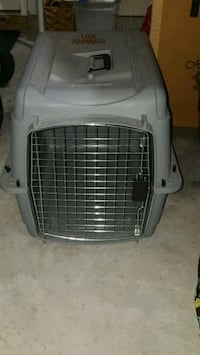 gray and black pet carrier Ashburn