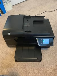 HP wireless printer/scanner  Pooler