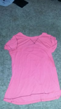 Pink stretchy active tee Valdosta, 31605