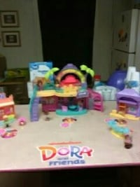 Dora the explorer doll house Gallatin, 37066