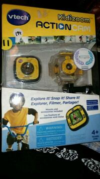 Kid cam Vtech Action zoom Pickering, L1W