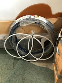 Pex water pipe with fittings Regina, S4V 3J2