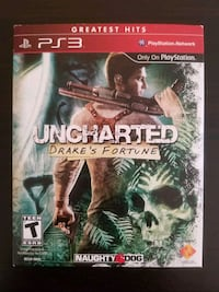 Uncharted Drake's Fortune for PS3  Vaughan, L4L