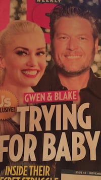 Nov 6 newest issue of us weekly &2 others
