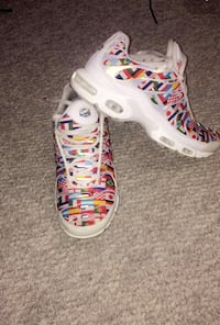 Air max plus World cup edition size 10.5 Oakville, L6M 4Y5