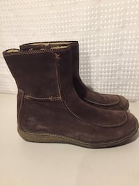 Timberland winter ankle boots size 9