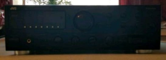 JVC Audio/Video Receiver