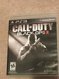Call of duty black ops 2 ps3 game  League City, 77573