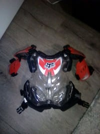 Med kids chest protector