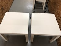 2 side tables Arlington, 22201
